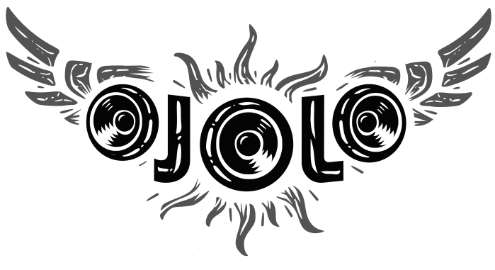 Ojolo - logo design for a music band
